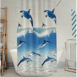 Shower Curtain - Ocean,...