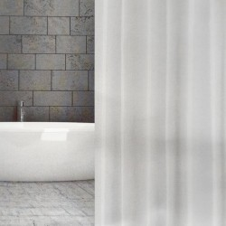 Shower Curtain - White,...