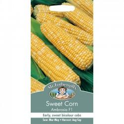 Sweet Corn, Sugar enhanced...