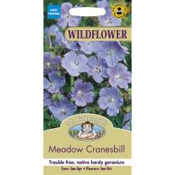 Geranium pratense 'Mixed',...