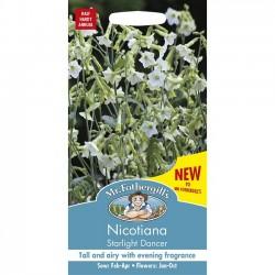 Nicotiana x hybrida...