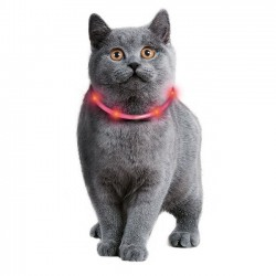 Cat Collar - Visio Light Pink