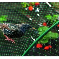Fuglenet 2x10 meter