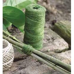 Garden string, Green